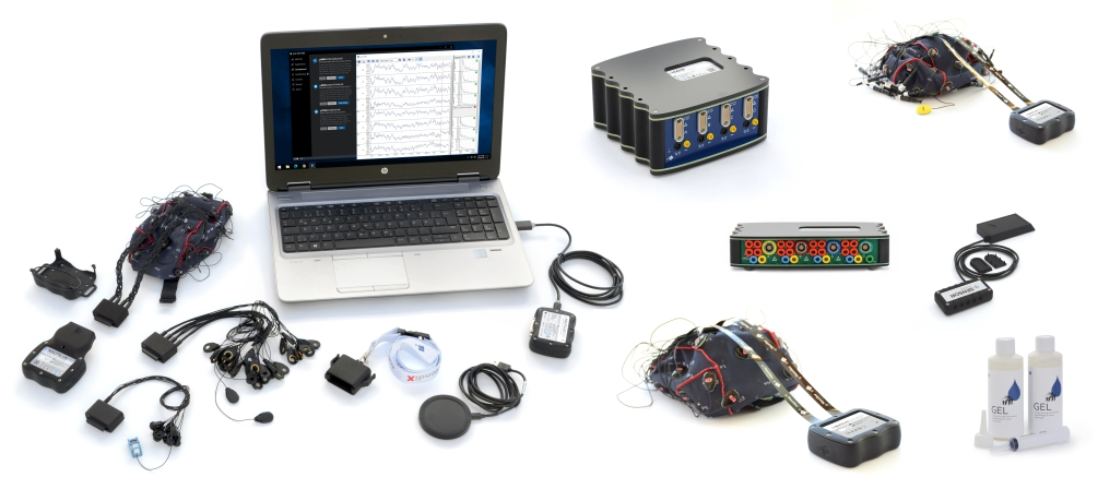 biosignal amplifiers compatible with fnirs sensor